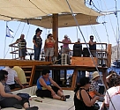 נופש משפחת חיל הים באילת - יוני 2012